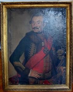 Thököly Popovics Péter portréja